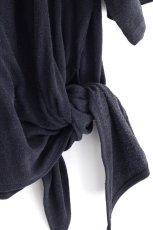 画像15: UNDECORATEDMAN / シルクネップリボンTシャツ (15)