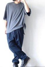 画像3: UNDECORATEDMAN / シルクネップリボンTシャツ (3)