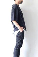 画像8: UNDECORATEDMAN / シルクネップリボンTシャツ (8)