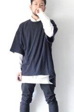 画像11: UNDECORATEDMAN / シルクネップリボンTシャツ (11)