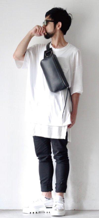 画像3: UNDECORATEDMAN / オーバーサイズTシャツ[オーガニックコットン]