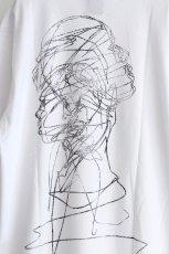 画像9: S I S E / バックプリントTシャツ (9)