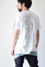 画像7: S I S E / バックプリントTシャツ (7)