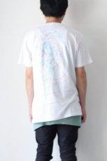 画像5: S I S E / バックプリントTシャツ (5)