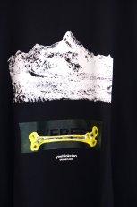 """画像13: yoshio kubo / """"EVEREST""""オーバーサイズTシャツ (13)"""