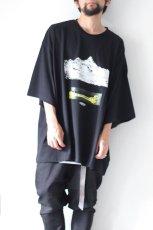 """画像2: yoshio kubo / """"EVEREST""""オーバーサイズTシャツ (2)"""