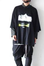 """画像10: yoshio kubo / """"EVEREST""""オーバーサイズTシャツ (10)"""