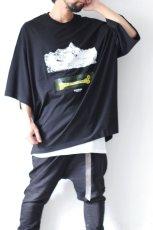 """画像7: yoshio kubo / """"EVEREST""""オーバーサイズTシャツ (7)"""