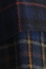 画像20: STOF / ウールチェックMIXスカート (20)