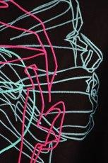 画像18: S I S E / バック刺繍バルーンブルゾン (18)