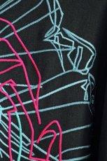 画像19: S I S E / バック刺繍バルーンブルゾン (19)