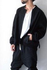 画像3: suzuki takayuki / ジップアップブルゾン (3)
