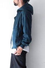 画像5: UNDECORATEDMAN / フーデッドシャツ (5)