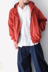 画像3: UNDECORATEDMAN / フーデッドシャツ (3)