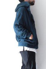 画像7: UNDECORATEDMAN / フーデッドシャツ (7)