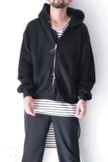 画像11: UNDECORATEDMAN / フーデッドシャツ (11)