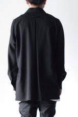 画像6: ETHOSENS / オープンカラーシャツ (6)
