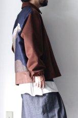"""画像9: yoshio kubo / """"BEAR""""コーチジャケット (9)"""