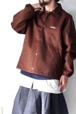 """画像6: yoshio kubo / """"BEAR""""コーチジャケット (6)"""