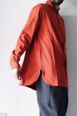画像8: suzuki takayuki / ショールカラーシャツ (8)