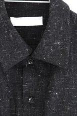 画像14: ETHOSENS /ウールネップシャツ (14)