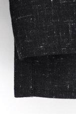画像17: ETHOSENS /ウールネップシャツ (17)