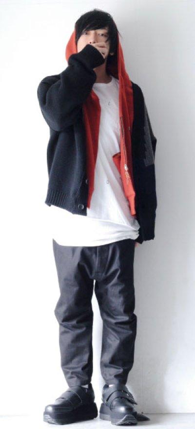 画像2: UNDECORATEDMAN / フーデッドシャツ