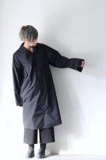 画像8: S I S E / オープンカラーロングシャツ (8)