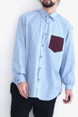 画像10: soe / レギュラーカラーシャツ (10)