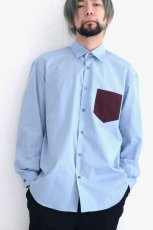 画像3: soe / レギュラーカラーシャツ (3)