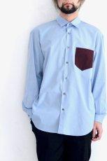 画像4: soe / レギュラーカラーシャツ (4)