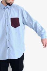 画像11: soe / レギュラーカラーシャツ (11)