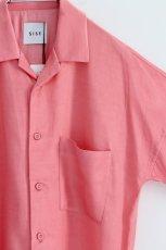 画像14: S I S E / オープンカラーシャツ (14)