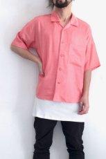 画像5: S I S E / オープンカラーシャツ (5)