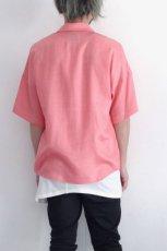 画像7: S I S E / オープンカラーシャツ (7)