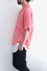 画像6: S I S E / オープンカラーシャツ (6)