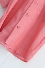 画像16: S I S E / オープンカラーシャツ (16)