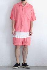 画像3: S I S E / オープンカラーシャツ (3)