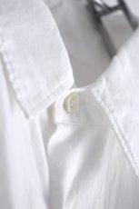 画像18: UNDECORATED / コットンローンシャツ (18)