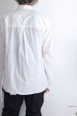 画像8: UNDECORATED / コットンローンシャツ (8)