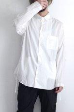 画像11: UNDECORATED / コットンローンシャツ (11)
