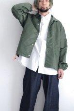 画像11: yoshio kubo GROUNDFLOOR / ジャカードコーチジャケット (11)