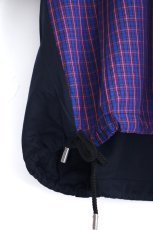 画像14: FFIXXED STUDIOUS / チェック切替Tシャツ (14)