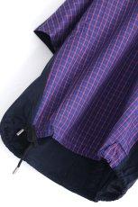 画像13: FFIXXED STUDIOUS / チェック切替Tシャツ (13)
