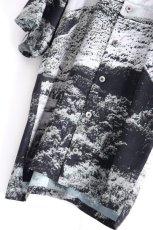 画像14: soe /総柄ハーフスリーブシャツ (14)