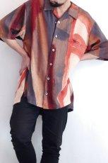 画像5: soe /総柄ハーフスリーブシャツ (5)