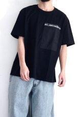 画像3: soe /レタージップTシャツ (3)