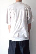 画像7: ETHOSENS / スウィッチングTシャツ (7)