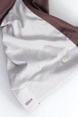 画像16: ETHOSENS / レイヤーVネックTシャツ (16)