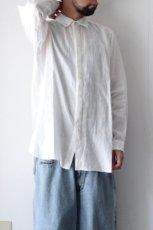 画像9: suzuki takayuki / リネンシャツ (9)